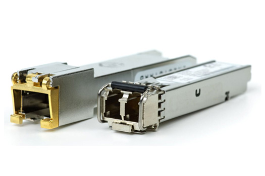 Gigabit SFP modules for network switch