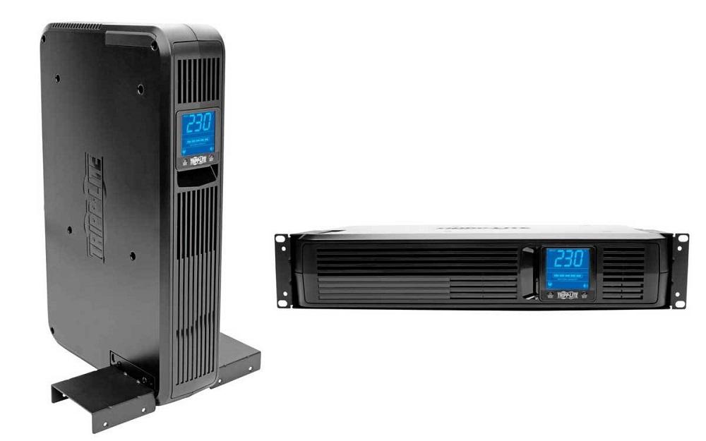 Sistemas UPS trippLite tipo torre o tipo rack.
