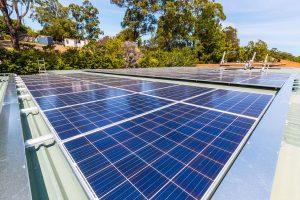 Paneles solares para industria y comercio